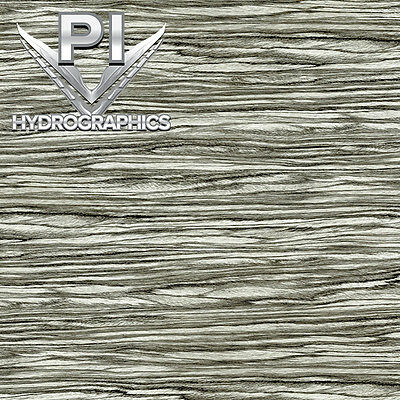 Hydrographic Film Hydro Dipping Water Transfer Print Black Straight Wood SW150