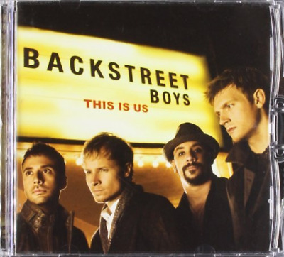 Backstreet Boys-Backstreet Boys-This Is Us  (US IMPORT)  CD NEW