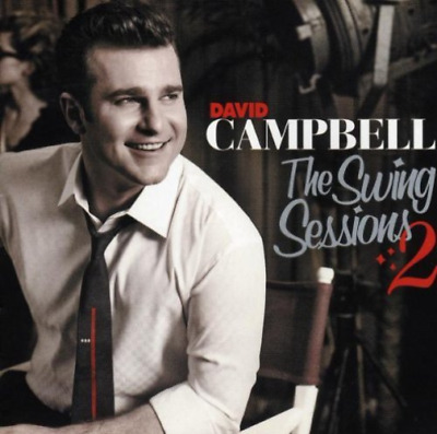 Campbell,David-Swing Sessions 2  (Us Import)  Cd New