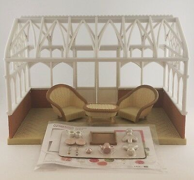 Sylvanian Families Conservatory - Accessories are Unopened