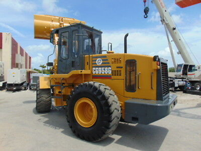 Cheng Gong 958G Wheel Loader 38K Lbs - Powershift - Air Conditioned Cab