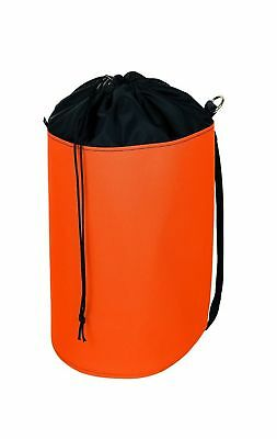 Weaver Leather Throw Line Storage Bag Orange