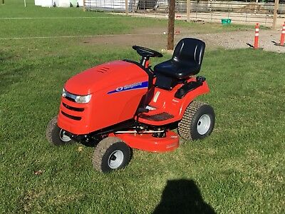 "2011 SIMPLICITY REGENT 38"" Riding Lawn Mower **Used**"
