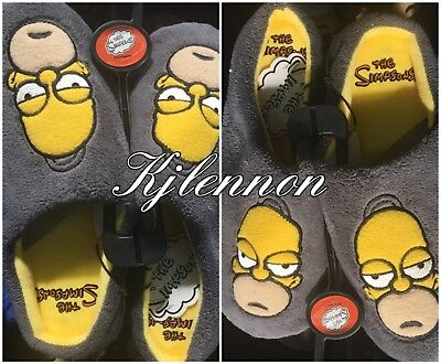 a6356c75ed24c1 MENS SLIPPERS homer simpsons minions Star Wars tetley mule sandals ...
