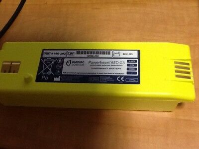 Cardiac Science Powerheart AED G3 Battery 9146 -102 / 202 /