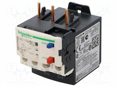 Schneider Electric Thermal Overload Relay  LRD04 ,0.4-0.63A  690V AC  DC 034674