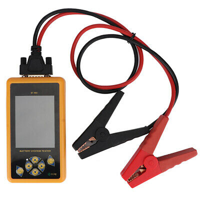 AUTOOL Battery Tester Lead acid AGM GEL Battery Charging Analyzer 2000CCA 240AH