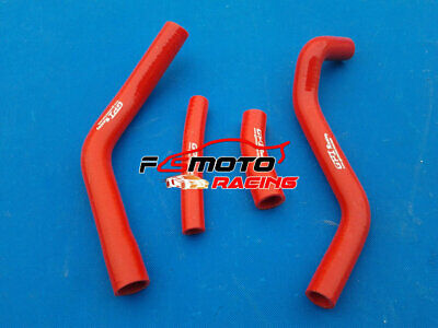 For Yamaha YZ450F YZF450 YZF 450 F 2014 2015 14 15 Silicone Radiator Hose Red
