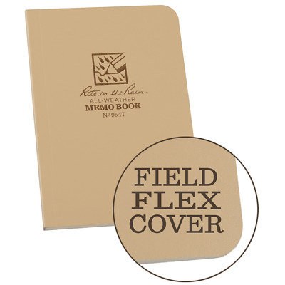 Rite in the Rain All-Weather Notebook - Tan - No. 954T