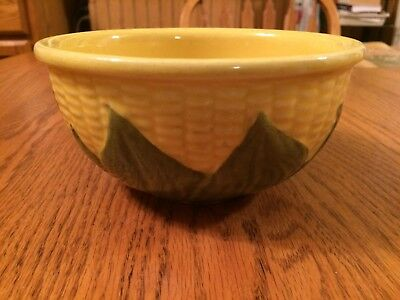 Shawnee Pottery Corn King  #6  Mixing Bowl - 1946-1954