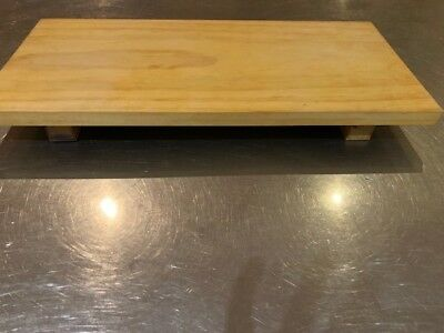 Wooden Platters / Cheese Boards x 2