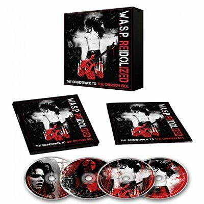 W.a.s.p. - Re-Idolized: The Soundtrack To The Crimson Idol - Cd - New