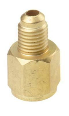 """Refrigerant Tank Adapter R134A Connects R12 Hose to R134A 1/2"""" Female x1/4"""" Male"""