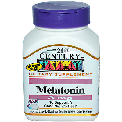 MELATONINA 3 mg - 200 Compresse