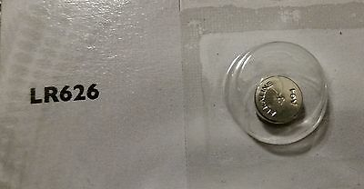 Nip Thunderbolt Magnum Replacement Battery Small Waterford Clocks~Lr626 / Ag4