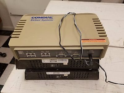 Comdial Debut4 Voice Mail System With Ati-D Analog Adapters
