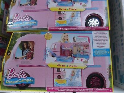 Camper di barbie 2018 con piscina new eur 119 90 for Piscina di barbie