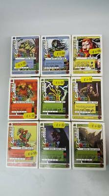 Conflicting Kingdoms: Set of 9 Decks The Board Trading Card Game BNIP