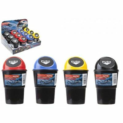 Mini Car Trash Bin Many Colors Great Size Simple Way Of Keeping Your Car Clean