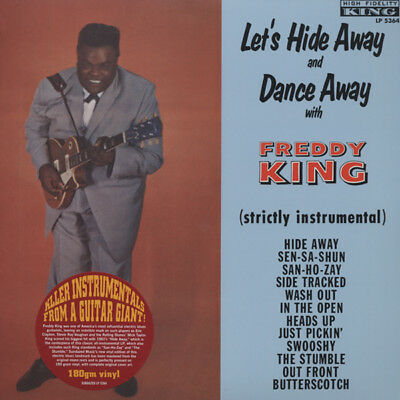Freddie King - Let's Hide Away And Dance Away With...180g - Vinyl Rhythm & Blues