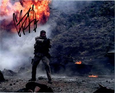 Chris Hemsworth signed 8x10 photo picture autographed good looking plus COA