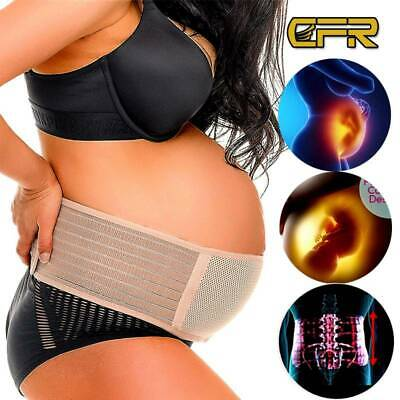 Pregnant Postpartum Maternity Belt Abdomen Brace Belly Band Back Support Girdle