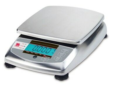 OHAUS FD3H AM Portion Scales - 6 x .0002 lb (83998147) High Resolution
