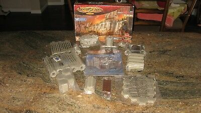 Heroscape Fortress of the Archkyrie Castle Wall & Tower Expansion Set - New