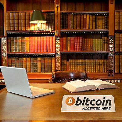 Stainless Steel Bitcoin Sign | Limited Edition - Bitcoin BTC |