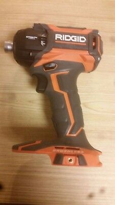 18v Stealth Ridgid Pulse Gen5x Brushless 1/4 Impact Driver 18 volt R86036  New!!