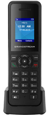Grandstream DP720 DECT HD Phone w/ 1.8 inch (128x160) color TFT LCD