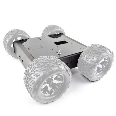 Lynxmotion Aluminum A4WD1 Chassis
