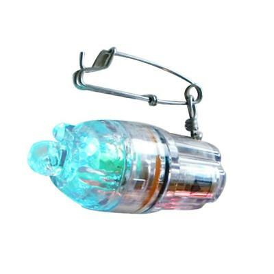 Deep 3 colors Drop LED Fishing light 2,100 ft 700m Fish Blinking Bright best