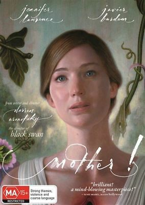 Mother Dvd, New & Sealed, 2018 Release, Region 4, Free Post