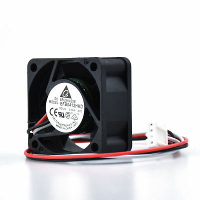 for Delta 4cm fan EFB0412HHD 12V cooling fan for 0.15A switch