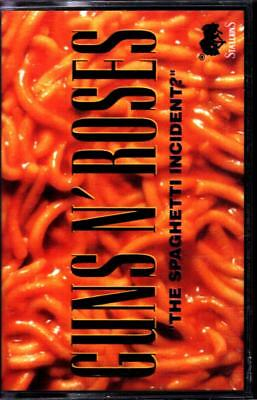 Musikkassette  Guns N´Roses - The Spaghetti Incident ?