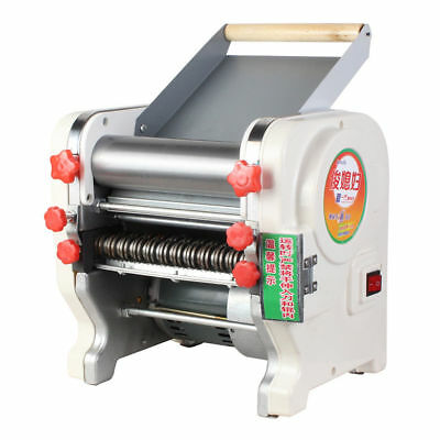 Electric 20cm Pasta Press Maker 3mm&9mm Noodle Machine Stainless Commercial