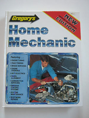 Gregory's Home Mechanic book