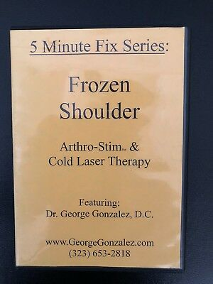 GRT Quantum Neurology Applied Kinesiology physical therapy Frozen Shoulder DVD