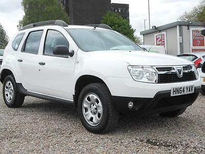 2014 DACIA DUSTER 1.5 dCi 110 Ambiance