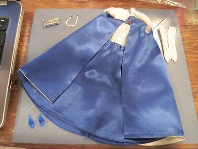 Vintage Barbie Midnight Blue #1617 Complete