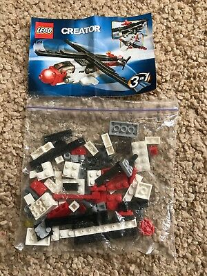 lego creator mini flyers 3 in 1 4918 100 complete instructions