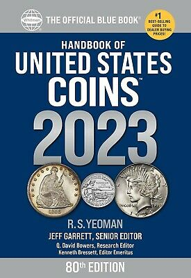 NEW Official Blue Book A Guide United States US Coins 2020 Price List Paperback