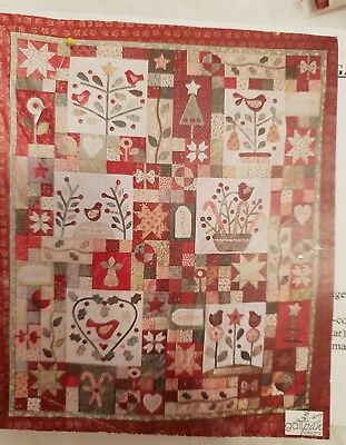 A Merry Christmas BOM Patchwork
