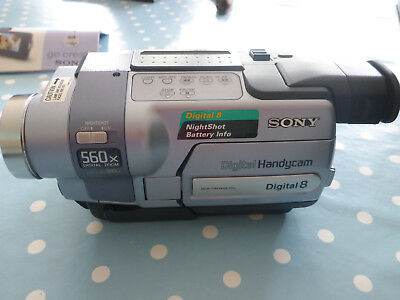 Used Sony DCR-TRV145E Camcorder in working order and in very good condition