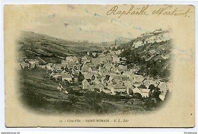 CPA - Carte postale - France - Saint Romain (CP3061)