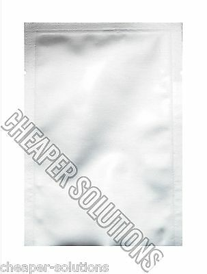 Mylar Heat Seal Smell Proof Aluminium Foil Bags Pouches Sachets Food Beads