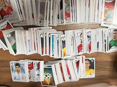 Panini World Cup Russia 2018 Football Stickers 100 - 300 Stickers ALL different