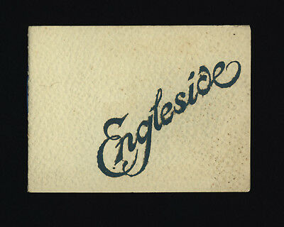 Engleside, Beach Haven, NJ - Circa 1890 Advertising Booklet
