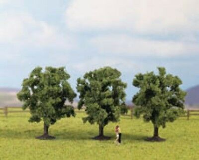 NOCH - 25510 Fruit Trees, green, pieces, 4.5 cm high N,Z
